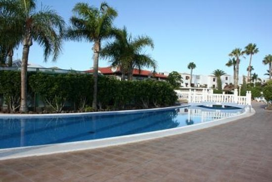 Royal Tenerife Country Club: Large swimming pool