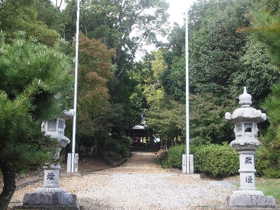 Ichinogozen Anzansui: 一之御前社