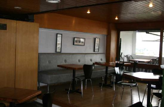 Hotel le Corbusier : resaurant
