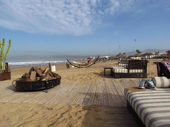 Sofitel Agadir Royal Bay Resort: plage