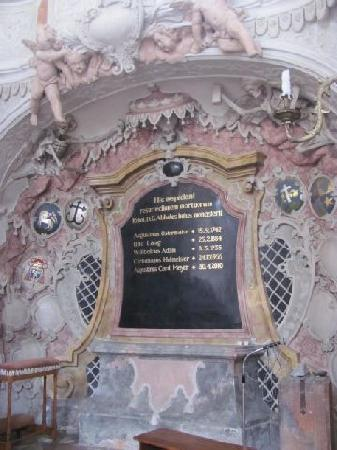 St. Michael: side altar