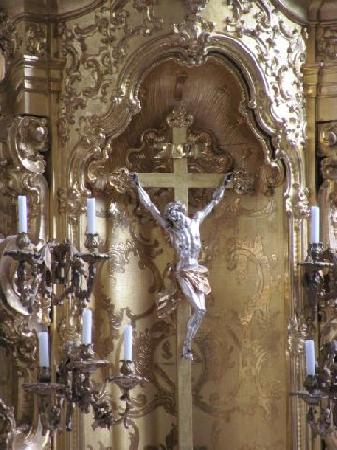 St. Michael: tabernacle