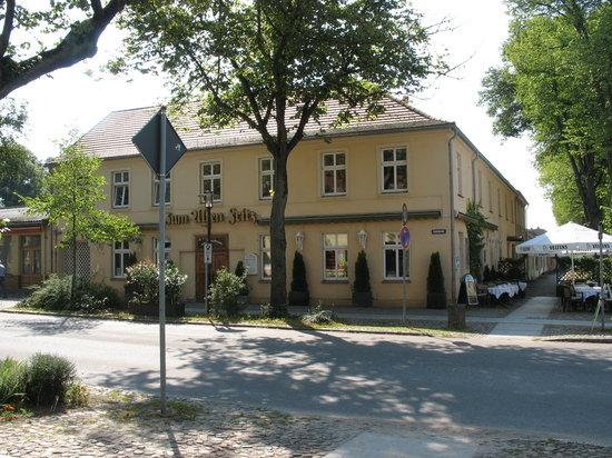 Rheinsberg, Tyskland: Zum Alten Fritz