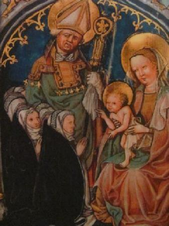 Stadtmuseum : religious object