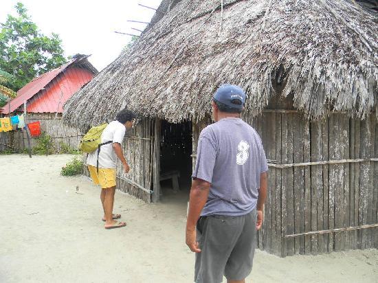 Kuna Niskua Lodge: La comunità