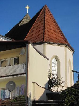 St. Johannes: roof