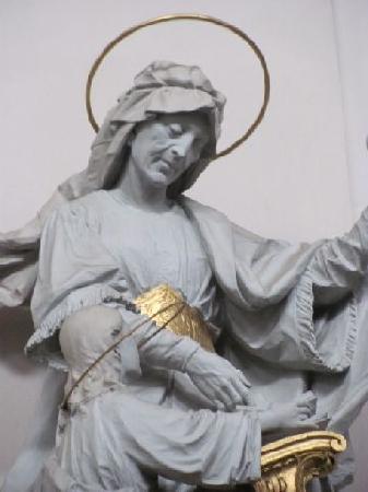 St Jakob: Saint Anna