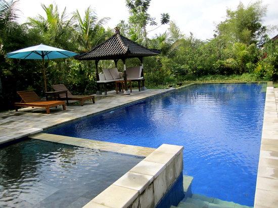 Alam Shanti pool area