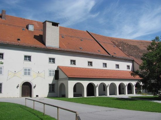 Niederalteich, Германия: St. Nikolaus orthodox church