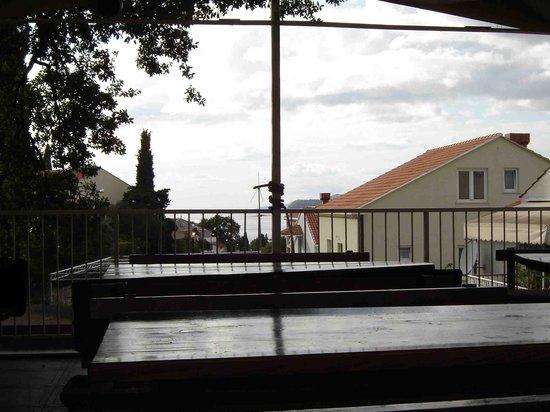 "Pizzeria ""Oh la la"": The best Dubrovnik Pizzeria with sea view"