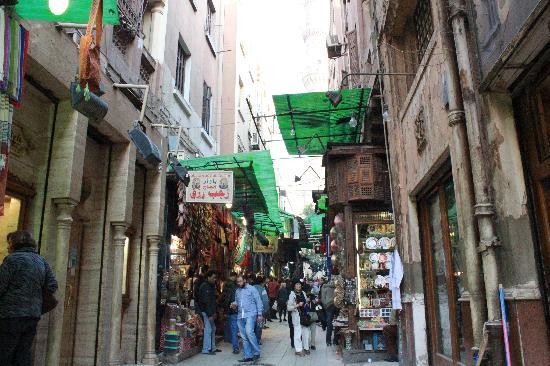 Khan Al-Khalili: 市場内部2