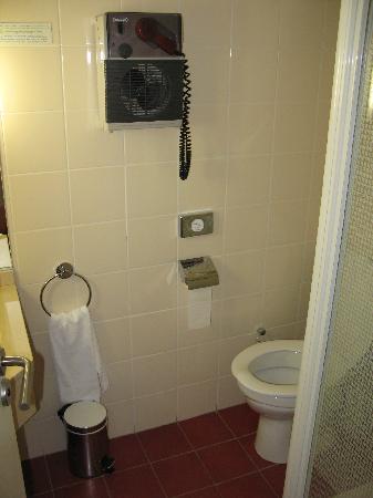 Best Western Gare Saint Jean : salle de bain