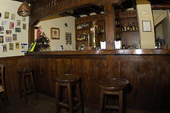Hotel Rural San Roque: Bar-Restaurante