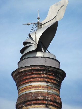 Aldersbach, Jerman: chimney