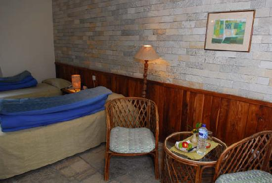 Mum's Garden Resort: Twin Bed Room,