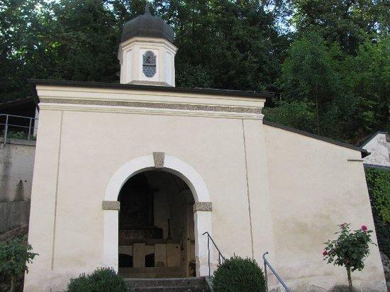 Heiliggrab-Kapelle: exterior
