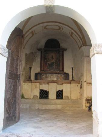 Heiliggrab-Kapelle : entrance