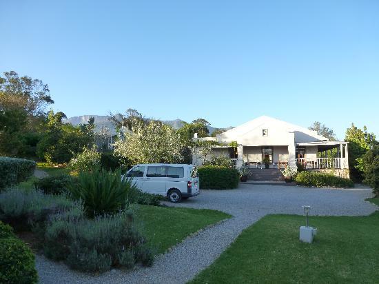 Swellendam Country Lodge: traumhafter Garten