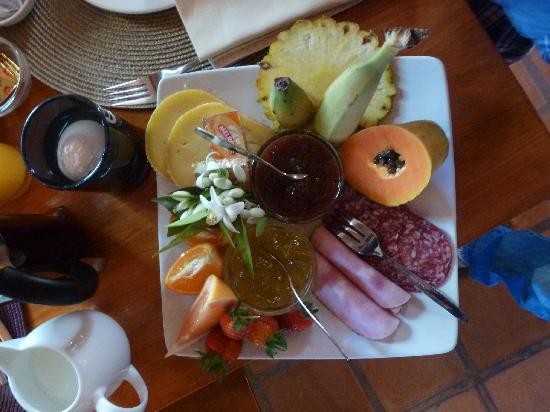 Swellendam Country Lodge: Frühstück vom Feinsten!