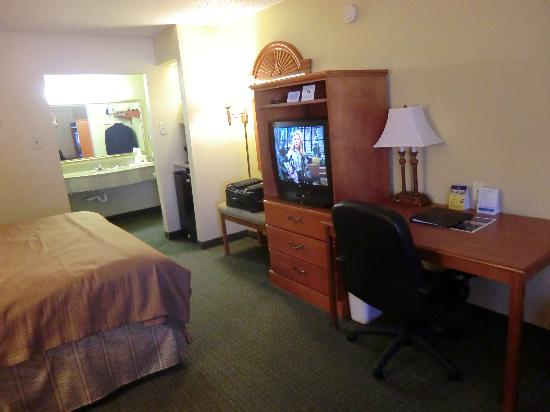 Best Western Cityplace Inn : Zimmer
