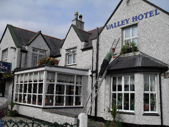 The Valley Anglesey: The Valley Hotel