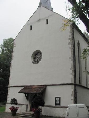 Geiersbergkirche: exterior
