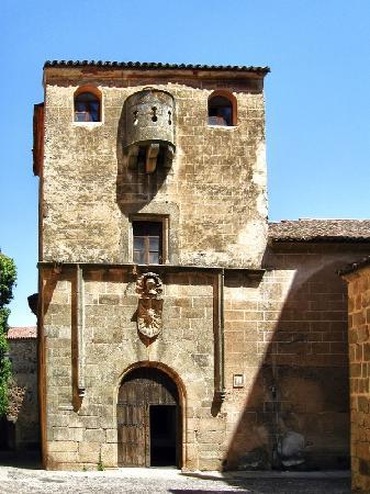 Old Town of Cáceres : Casa del sol
