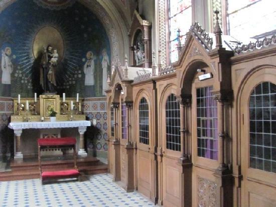 Maria Hilf Kirche der Redemptoristen 사진