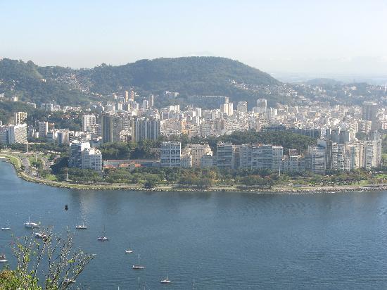 État de Rio de Janeiro : panorama corcovado