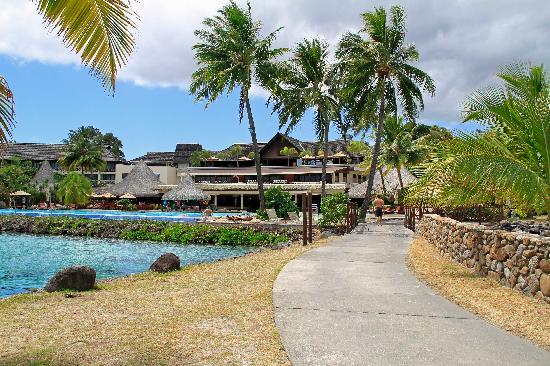 Te Tiare: Le Tiare restaurant at the Intercontinental Resort Tahiti