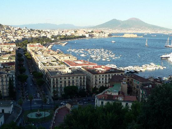 Posillipo: Napoli,august 2011