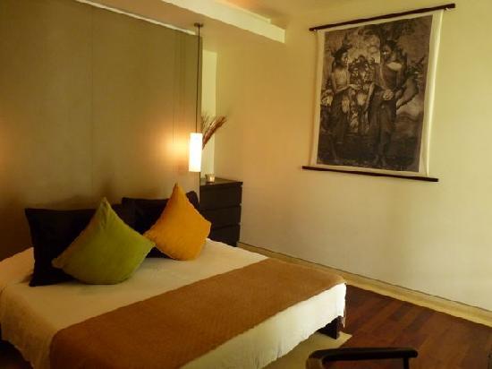 FCC Angkor: grosse Doppelbett