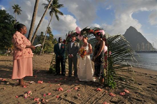 Hummingbird Beach Resort: Hummingbird Beach Wedding