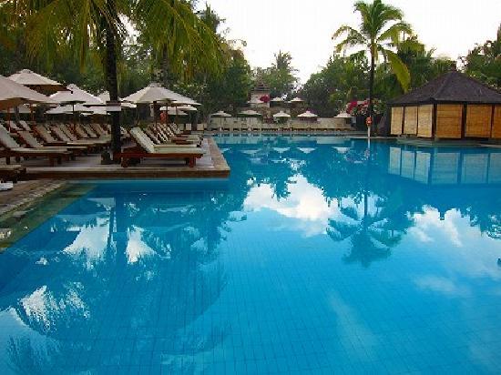 Padma Resort Legian: やはりこのプールの方が好き。