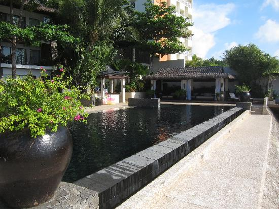 Abaca Boutique Resort : Infinity pool