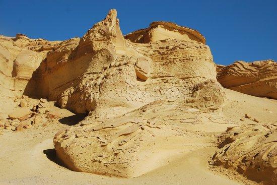 Valley of the Whales (Wadi Al-Hitan)