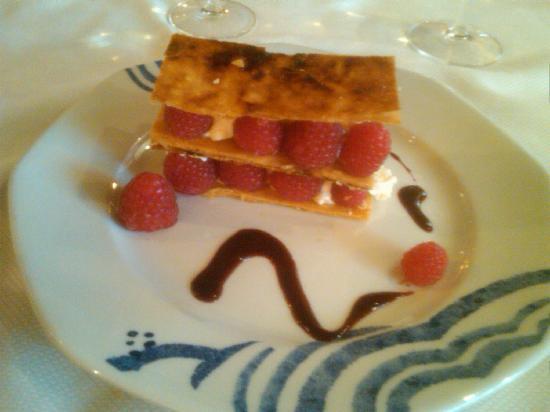 Prunier: dessert