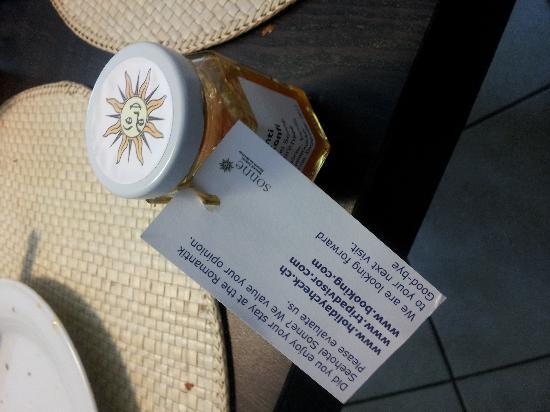 Romantik Seehotel Sonne: Marmalade