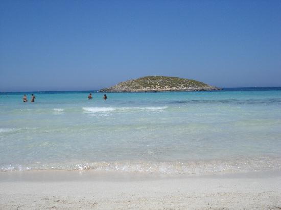Strand Playa de ses Illetes: Illetas