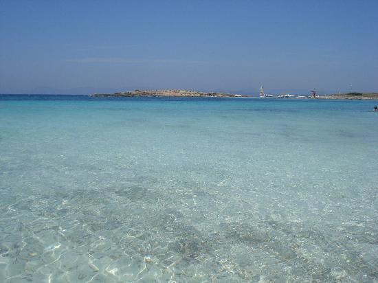 Playa de Ses Illetes: Illetas2