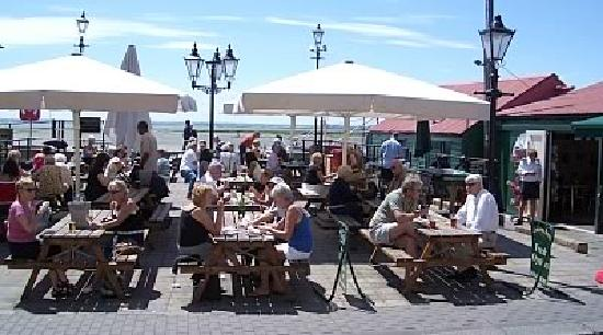 seafood restaurants in southend on sea essex