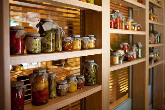 Elardzhi: Authentic pickles and preserves