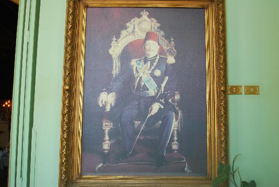 King Farouk Palace