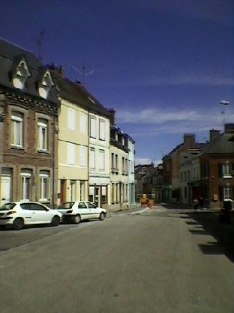 Hotel Le Cygne : Gournayen-Bray Village
