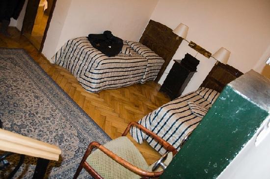 Hotel Casa Wagner: Il piano inferiore della junior Suite