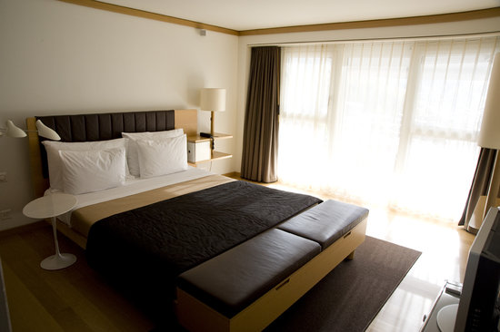 The Omnia: Bedroom