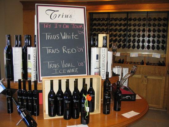 Trius Winery: Hillebrand