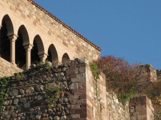 Terrassa, Spagna: Castle of Vallparadis