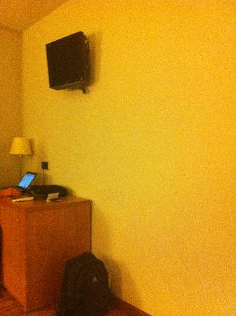 L'Estartit, İspanya: TV écran plat chambre premium (ou suite ?)