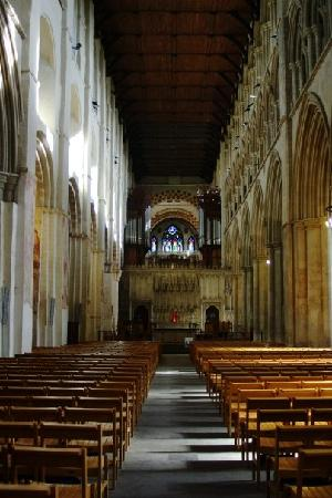 St Albans Cathedral : St. Albans Cathedral